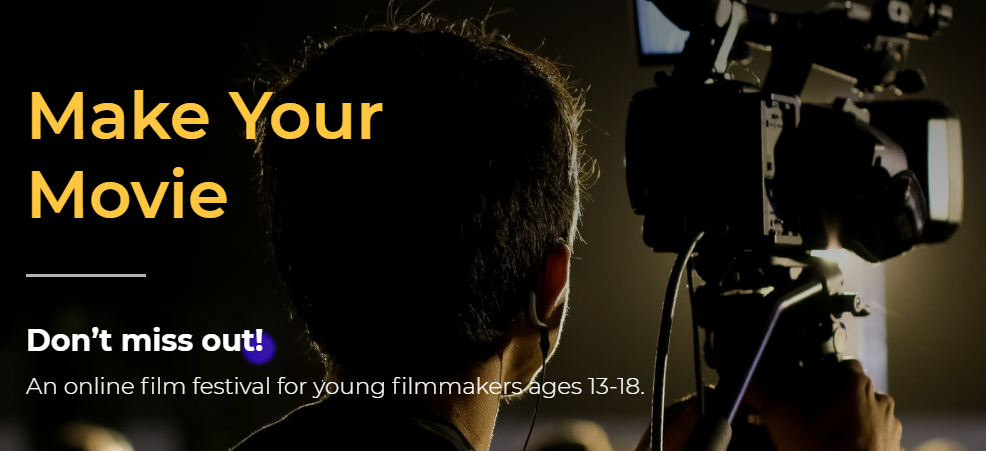 KidsMovieFest.com Gives Young Filmmakers a Chance to Make a Splash on the World Stage
